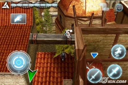Assassins Creed iPhone 2