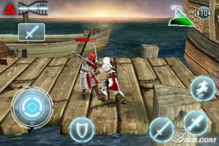 Assassins Creed iPhone 3