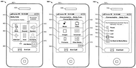Apple iPhone Patent 2