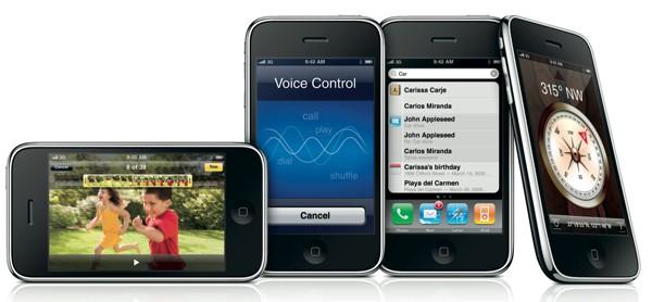iPhone 3GS Spread