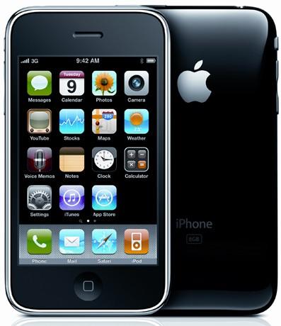 Apple iPhone 3G WWDC 2009