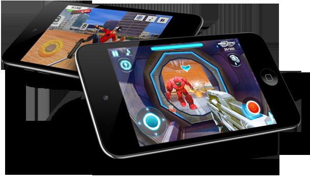 i-pod games